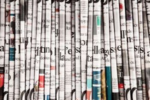Selection of Newpapers for Print Coverage